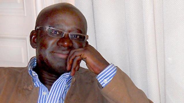 Pr. Mamadou Diouf :