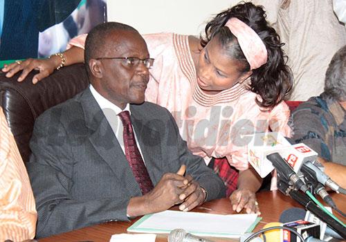 Aïssata Tall Sall : « Ce qui m'oppose à Ousmane Tanor Dieng… »