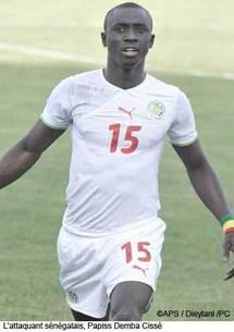 Papiss Demba Cissé dans le viseur de cinq clubs