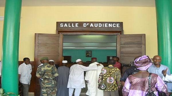 Manif' à Thiès : les mis en cause renvoyés devant le tribunal des flagrants délits