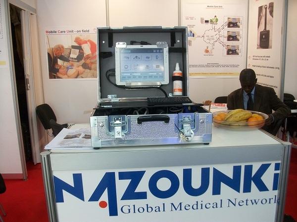 Le MCU : Une Valise pas comme les autres pour une révolution de la médecine au Sénégal