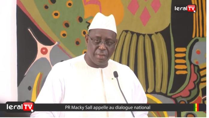 Vent de décrispation: Macky Sall lance un appel au dialogue et « libère » les militants de l'opposition