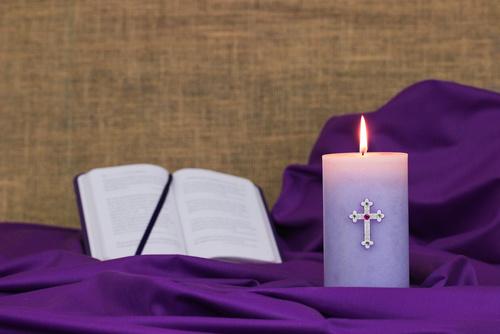 [Les mots de la foi]: Le chemin de Carême