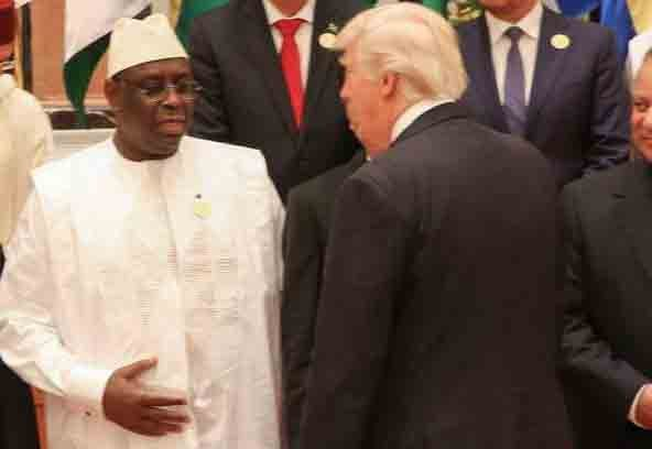 Présidentielle 2019: Les Etats-Unis adressent leurs félicitations à Macky Sall pour se réélection