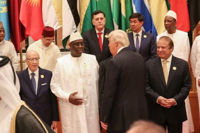 Réélu Président, Macky Sall reçoit les félicitations de Donald Trump, de Boutéflika et du prince Zahed