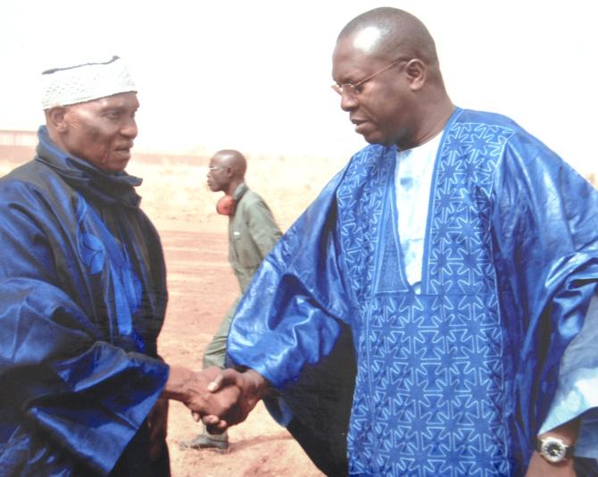 Souleymane Ndéné Ndiaye: « Wade doit dépasser le passé pour aider Macky Sall à … »