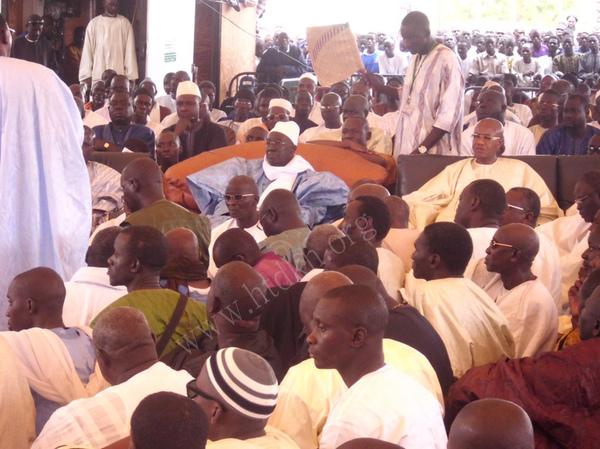 Magal de Darou Mouhty: Le Khalife craint le pire pour le Sénégal