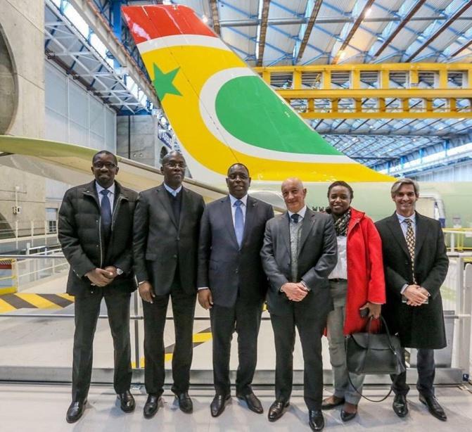 Compte d'exploitation d'Air Sénégal Sa : une perte d'environ 25 milliards pour l'exercice 2017-2018