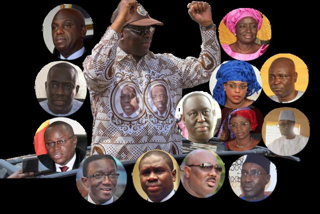 Ces hommes et ces femmes qui ont fait gagner Macky Sall