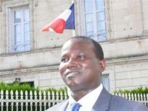 Le sénégalais Yaya Lam dans la course a la présidentielle française!