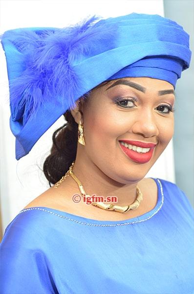 Photos : Djeynaba Seydou Bâ, admirez la belle diongoma peulhe
