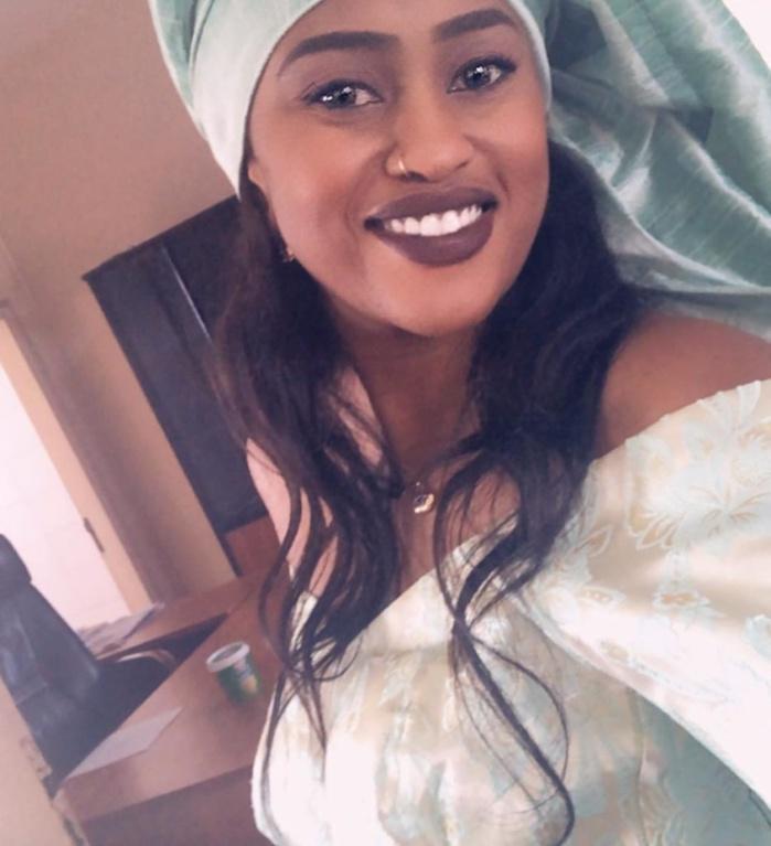 Photos : Sokhna Natta Mbaye, la voix d'or de la RFM est super canon
