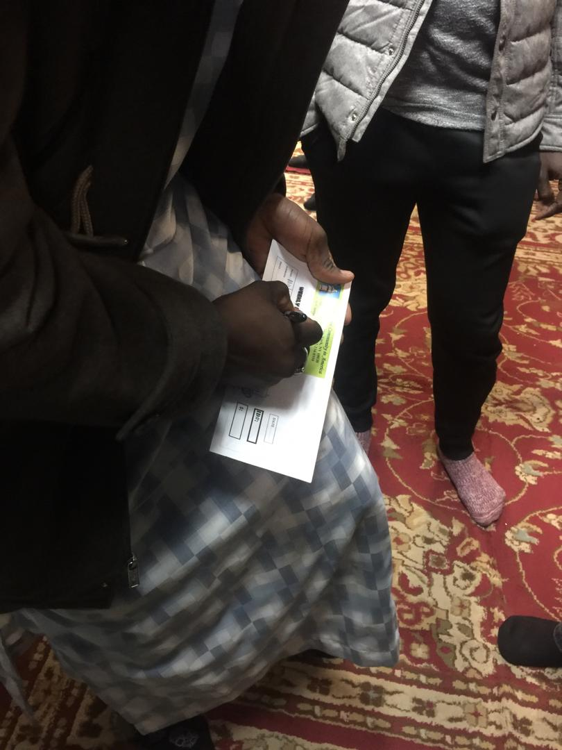 """VIDEO - Risque de crash: Pétition de la communauté sénégalaise établie aux USA contre la compagnie aérienne DELTA...Graves révélations des """"Modou-Modou"""" ..."""