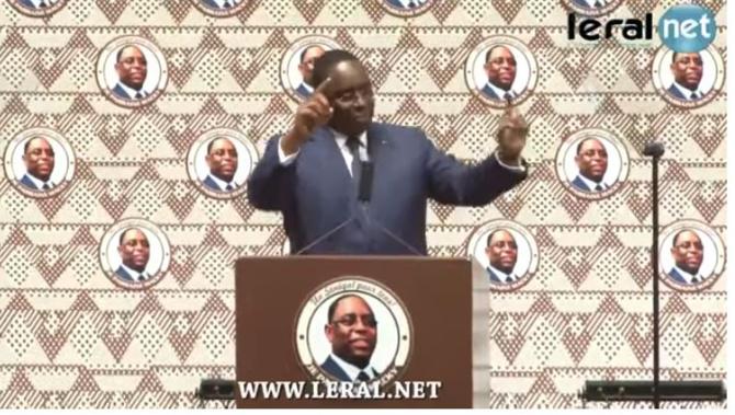 Dagana félicite le Président Macky Sall pour sa réélection