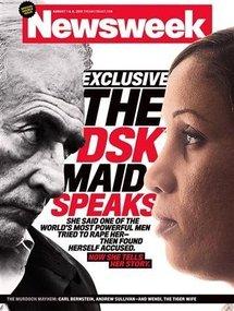 Nafissatou Diallo rompt le silence dans l'affaire DSK