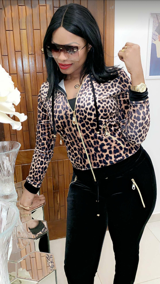 06 Photos : Mbathio Ndiaye Miss Léopard
