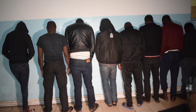 Trafic d'êtres humains: La Dic neutralise une mafia nigériane à Ouest Foire