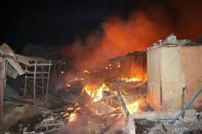Incendie dans les marchés- Cheikhou Cissé : « L'installation de bouches d'incendie sera une des priorités du Ministère de l'intérieur »