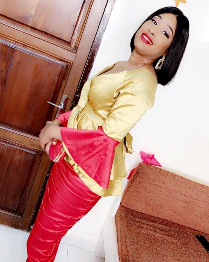 05 Photos : Esther Ndiaye alias Racky étale sa beauté