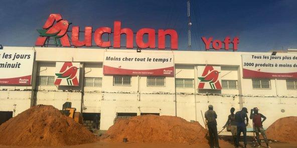 Distribution : Auchan augmente ses chiffres de 152 % en Afrique
