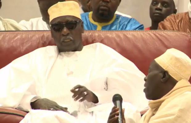 """Serigne Mbaye Sy Mansour : """"Macky Sall a été choisi par Dieu, personne n'y peut rien"""""""