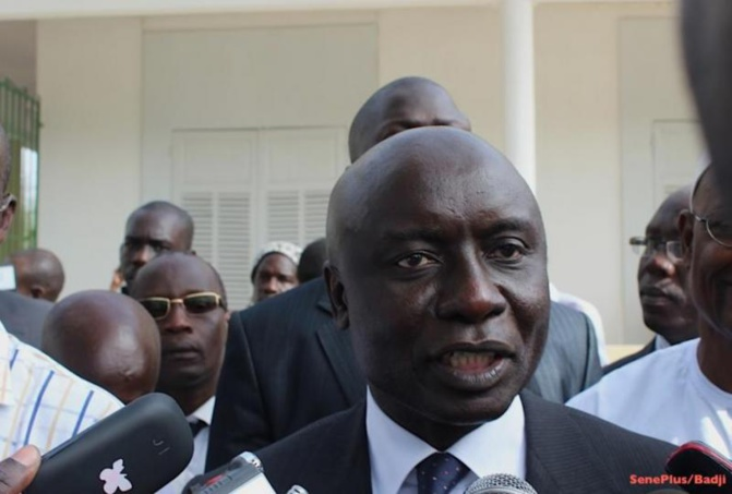 Prison de Rebeuss: Idrissa Seck a rendu visite à Khalifa Sall, hier