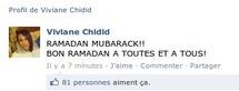 Facebook : la mode « ramadan » fait fureur