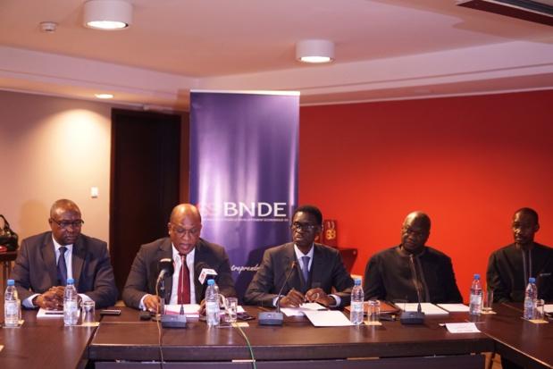 Thierno Seydou Nourou Sy, directeur général de la Bnde : «La Boad est une référence pour nous »