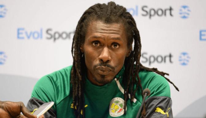 Aliou Cissé, entraîneur de l'équipe nationale : « il y a un facteur chance qui nous fuit depuis »