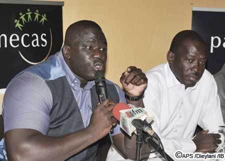 Yekini : ''Je veux avoir un combat avant janvier''