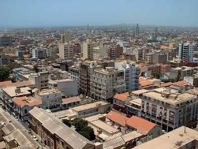 Dakar. Place de l'Indépendance, « y en a marre ! »