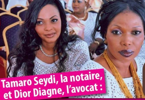 Dior Diagne, an iron lady a heart of gold