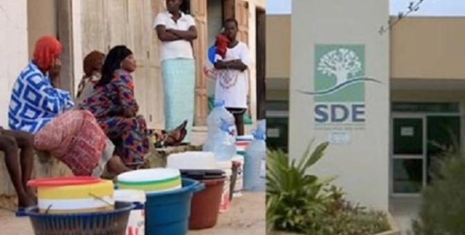 Pénurie d'eau à Dakar: Les assurances de la SDE