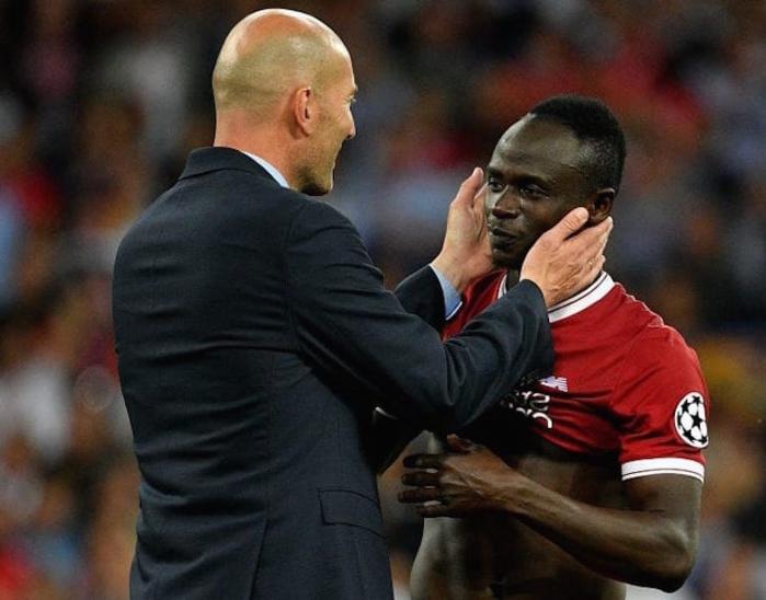 VIDEO - Mercato : Zinedine Zidane veut recruter Sadio Mané pour renforcer son attaque