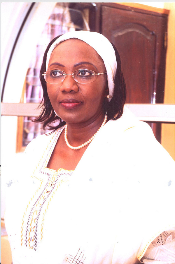 Aminata Tall: Le Vague À L'âme D'une Dame De Fer