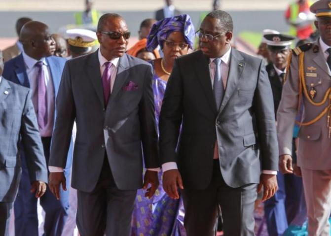 Axe Dakar-Conakry : Macky, Wade et Alpha Condé dans leurs calculs
