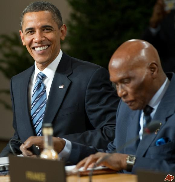 USA-SENEGAL : Pourquoi Obama a zappé Wade