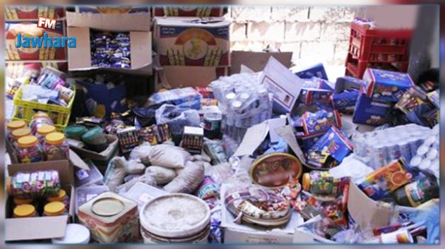 Magal de Porokhane : Le service d'hygiène a saisi 3 tonnes d'aliments impropres à la consommation