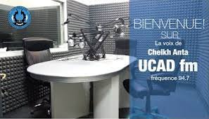 Lancement de la radio Ucad Fm, le 20 avril prochain