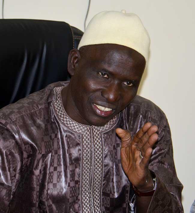 Sanoussi Diakité : « je suis candidat à la mairie de Kolda »