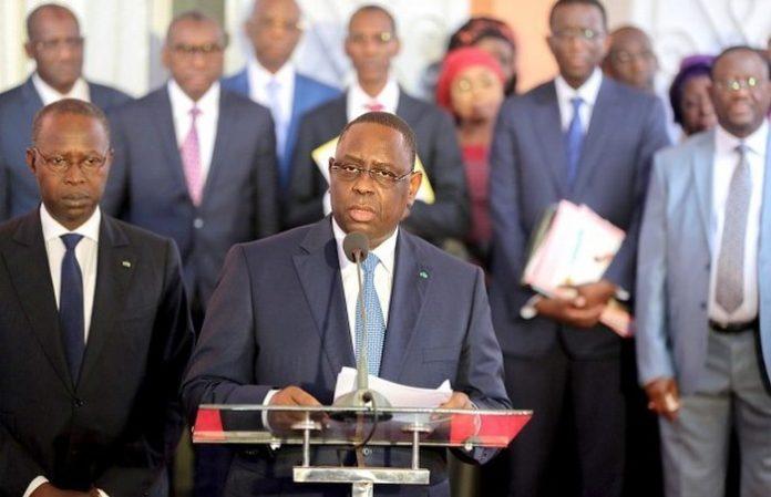 Septennat de Macky Sall : le gouvernement passe de 25 à 39 membres, 73 ministres et 3 PM utilisés