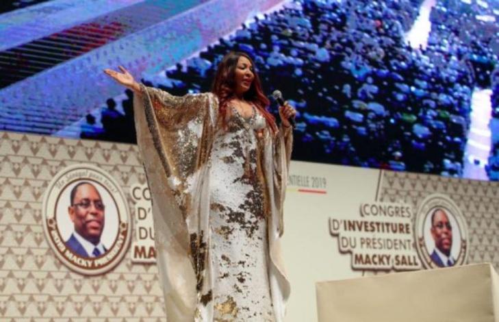 Viviane : « J'ai soutenu Macky Sall parce que »