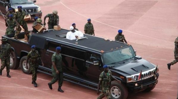 Gambie : Le cercle intérieur qui a aidé Jammeh à détourner des fonds publics