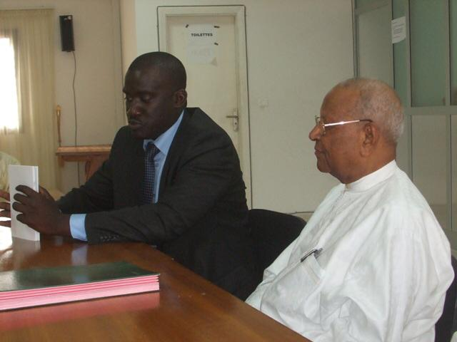 Moussa Tine : « Khalifa Sall ne demandera jamais de grâce »