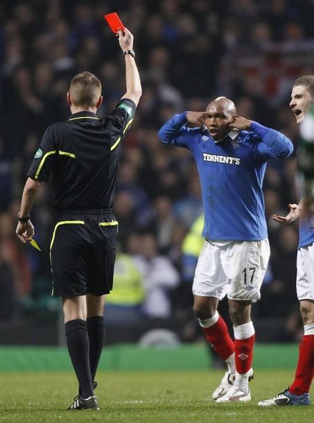 Blackburn : Diouf s'en prend à son entraîneur