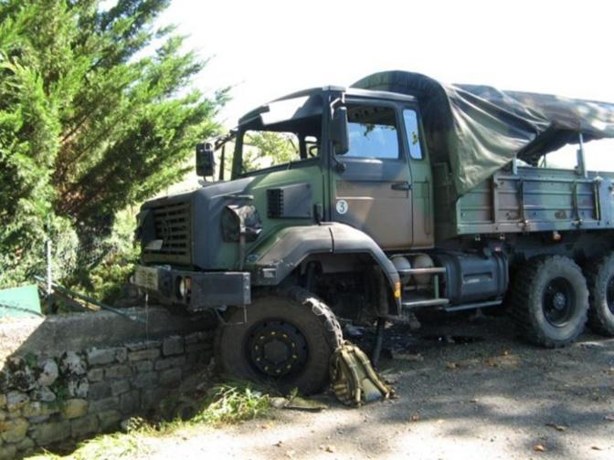 Accident d'un véhicule militaire à Kolda: L'éclatement d'un pneu occasionne 10 blessés