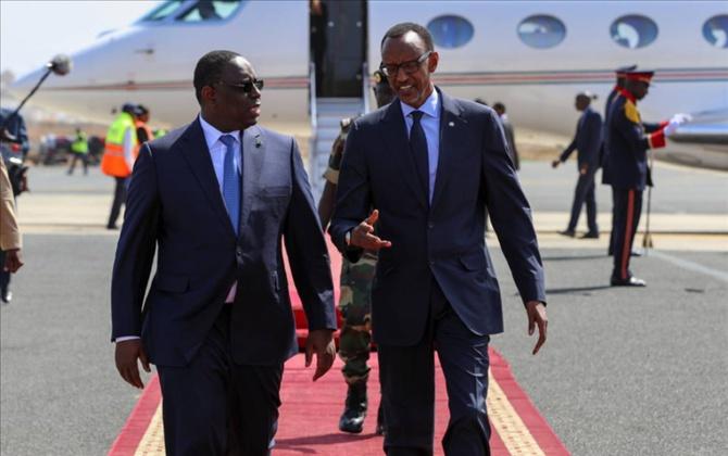 Prestation de serment de Macky Sall: Voici la liste des chefs d'Etat et de gouvernement présents à Dakar