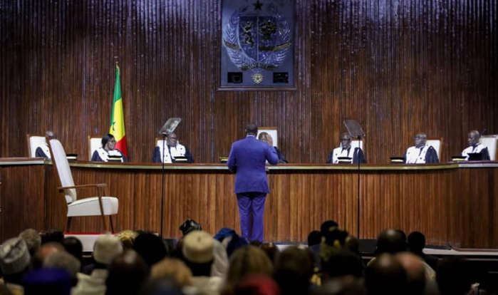 Revivez en images l'investiture du président de la République Macky Sall