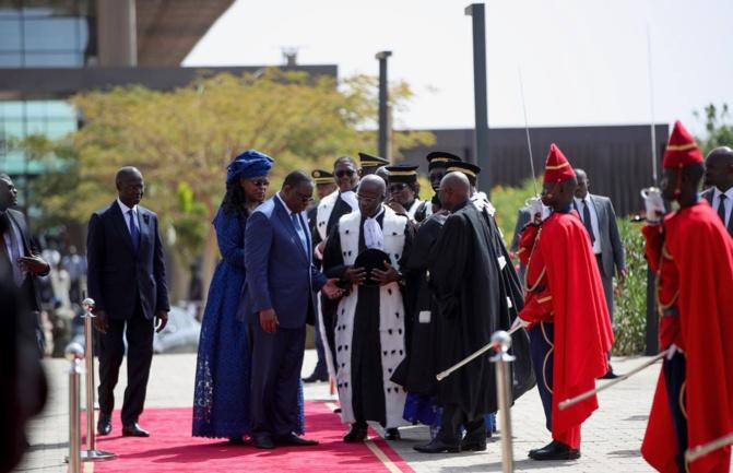 Investiture de Macky Sall: Le président Papa Oumar Sakho solde ses comptes