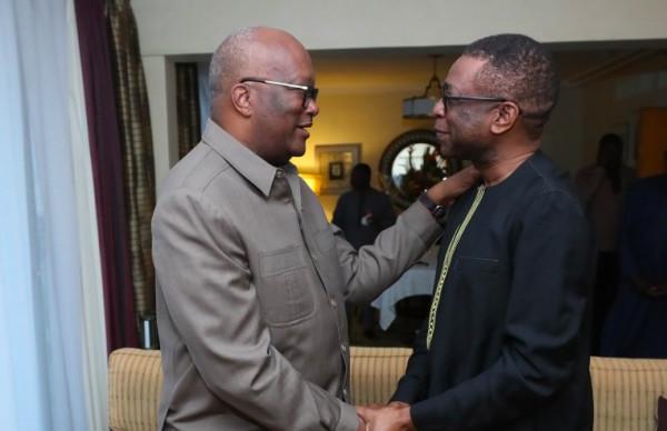 Le chef de l'Etat du Burkina Faso « J'ai rencontré Youssou Ndour pour le remercier »